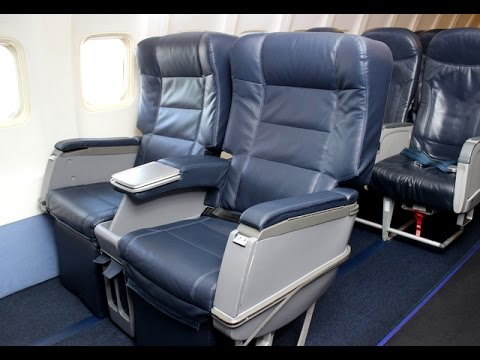 "Allegiant Air HNL-LAX ""Giant Seats"" 757-200 ETOPS Review"