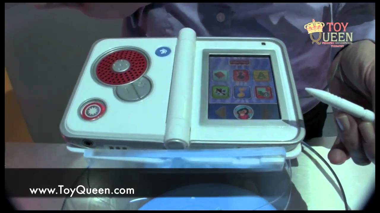 Fisher Price iXL Learning System - YouTube