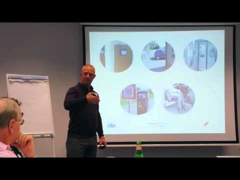 Presenting in Luxembourg