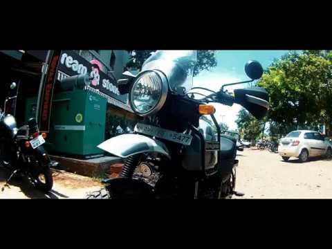 Royal Enfield Himalayan FI First Ride Review......!!!!!