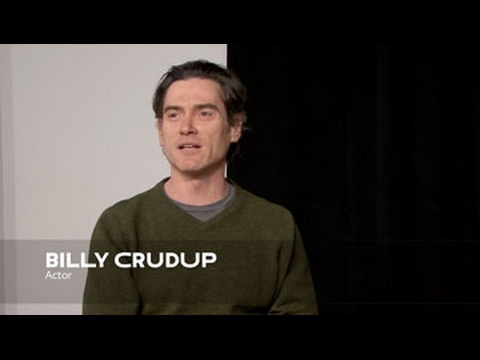 About the Work: Billy Crudup   School of Drama