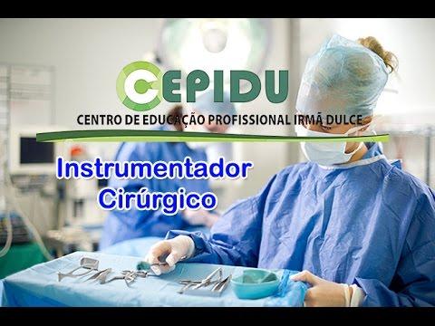 Vídeo Curso instrumentacao cirurgica