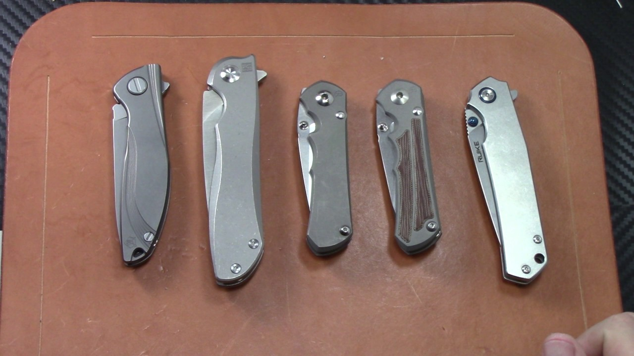 Shout Out to Some of my Favorite Knife Channels! Go Check them Out!