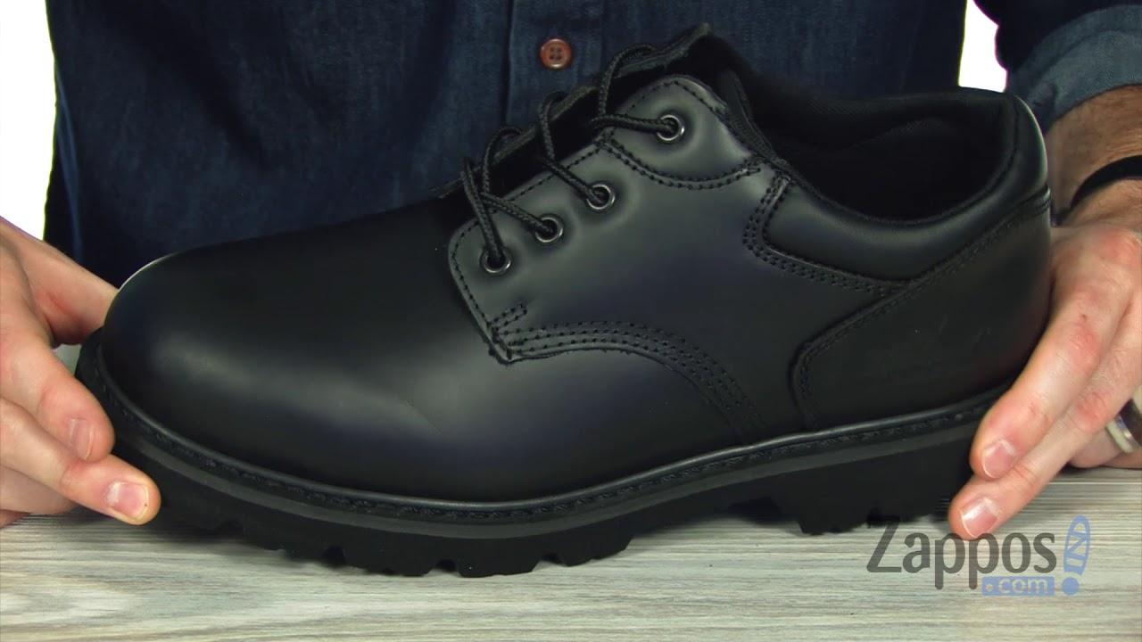 c32bd63fde9 Thorogood Uniform Classic Leather Oxford Steel Safety Toe SKU: 9045579