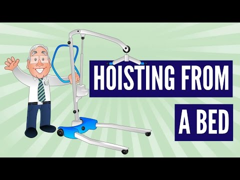Hoisting From A Bed