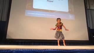 Reli khola bagara Dance Performance by Mrinalika Parajuli