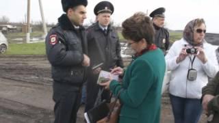 Chernyshevka Hokim Golubev kutmoqda