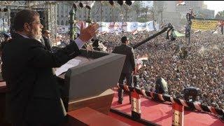 Mısır Cumhurbaşkanı Muhammed Mursi Yemin Etti