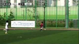 2011 카파컵 풋볼 페스티벌 03 골클럽 vs FUN FC