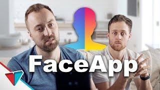 Gender swap can break hearts - FaceApp
