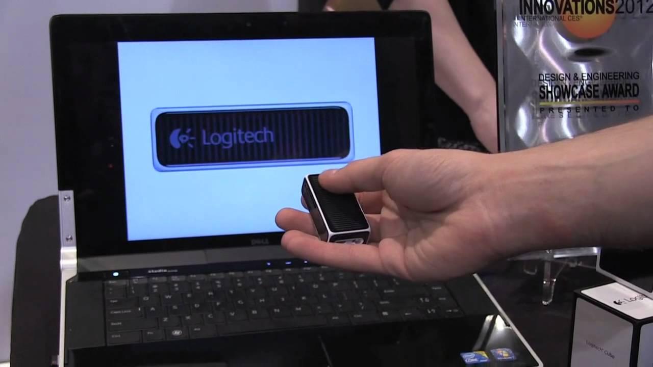 4653c043635 Logitech Cube hands-on video - YouTube