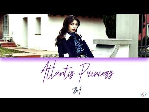 BoA - Atlantis Princess (Han/Rom/Eng Lyrics)