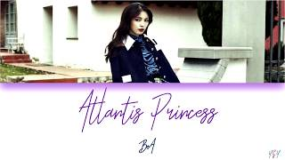 BoA (보아) - Atlantis Princess (아틀란티스 소녀) [Han/Rom/Eng Lyrics]