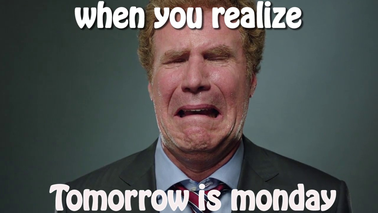 Do You Get The Sunday Night Blues Thinking About Monday Mornings