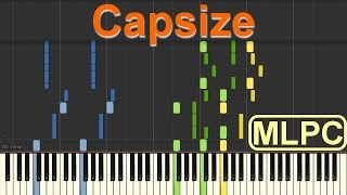 Frenship feat. Emily Warren - Capsize I Piano Tutorial by MLPC