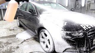 Правильная Мойка автомобиля - Уроки от REVOLAB(В этом эпизоде я расскажу как правильно и безопасно мыть автомобиль своими силами. http://revolab.ru/, 2015-08-08T22:37:00.000Z)