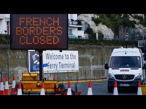 France Reopens U.K. Border