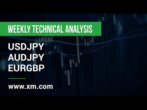 Weekly Technical Analysis: 04/02/2019 - USDJPY, AUDJPY, EURGBP