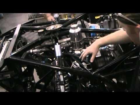Installation Of Brake Booster Master Cylinder And Brake