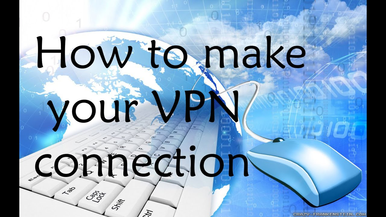 how to get vpn connection