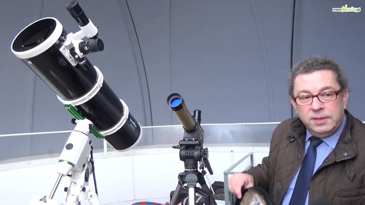 Niezwykła inwestycja. Obserwatorium astronomiczne na dachu szkoły