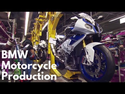 BMW Motorcycle Production
