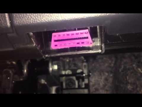 2013 Vw Beetle Fuse Diagram Volkswagen Polo Gti Tsi Obd Port Location Youtube