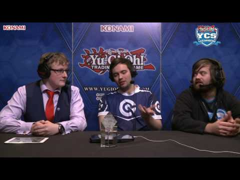 YCS 2017 Prague - Final: Post Match Discussion and Interview