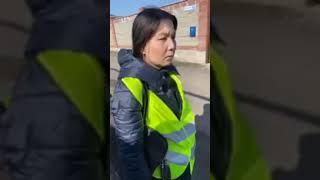 Назарбаевтың қарақшы полициялары шабуыл жасады!