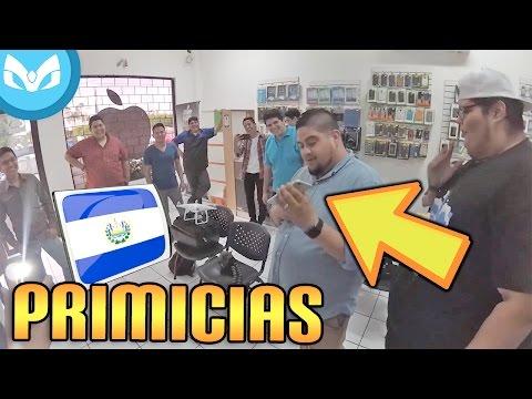PRIMER VLOG EN EL SALVADOR #MarcianoELSALVADOR2016 - VlogElsalvador