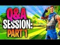 Question And Answer Live Commentary!  (Tabor Hill Question And Answer Session)