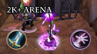 Warmane 2.4.3 - Lock/Warr 2k+ Arena