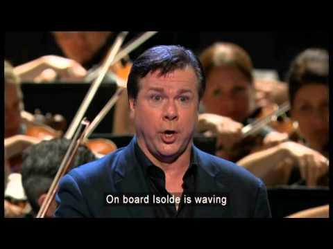 Wagner - Tristan und Isolde, Act 3 - Bychkov