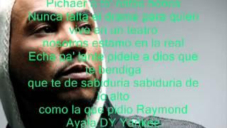El Duro Remix - Don Omar Daddy Yankee Baby Rasta Ft Kendo Kaponi Letra
