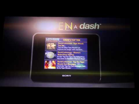 Introducing The Sony Dash