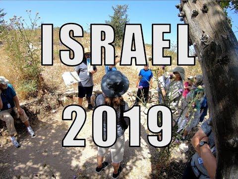 Israel 2019 // Part I // Jezreel Valley \u0026 Galilee