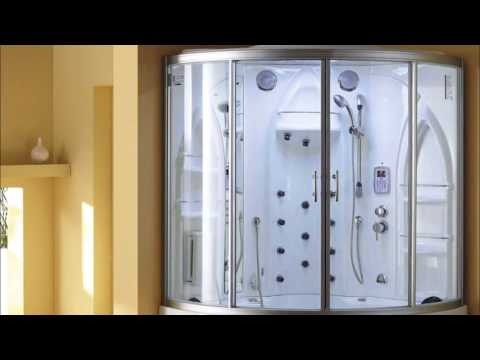 Steam Room Shower for Home Designs
