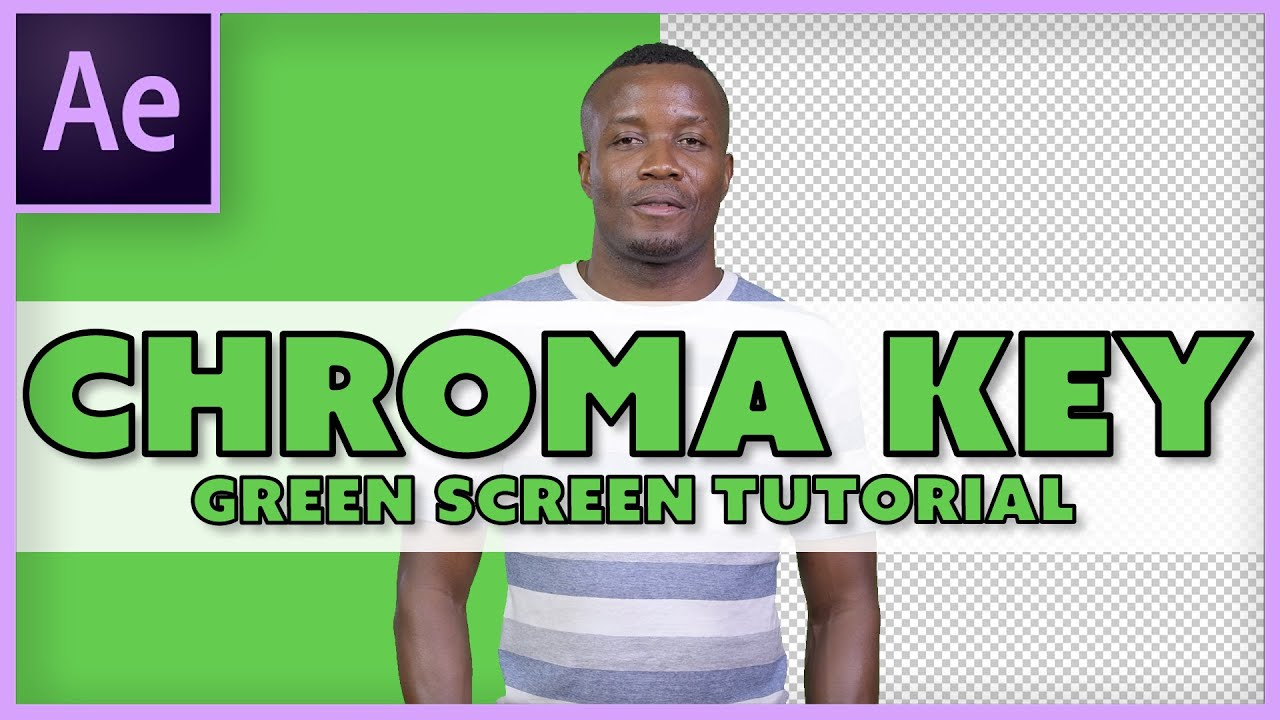 Download How to Remove Green Screen in After Effects CC 2020