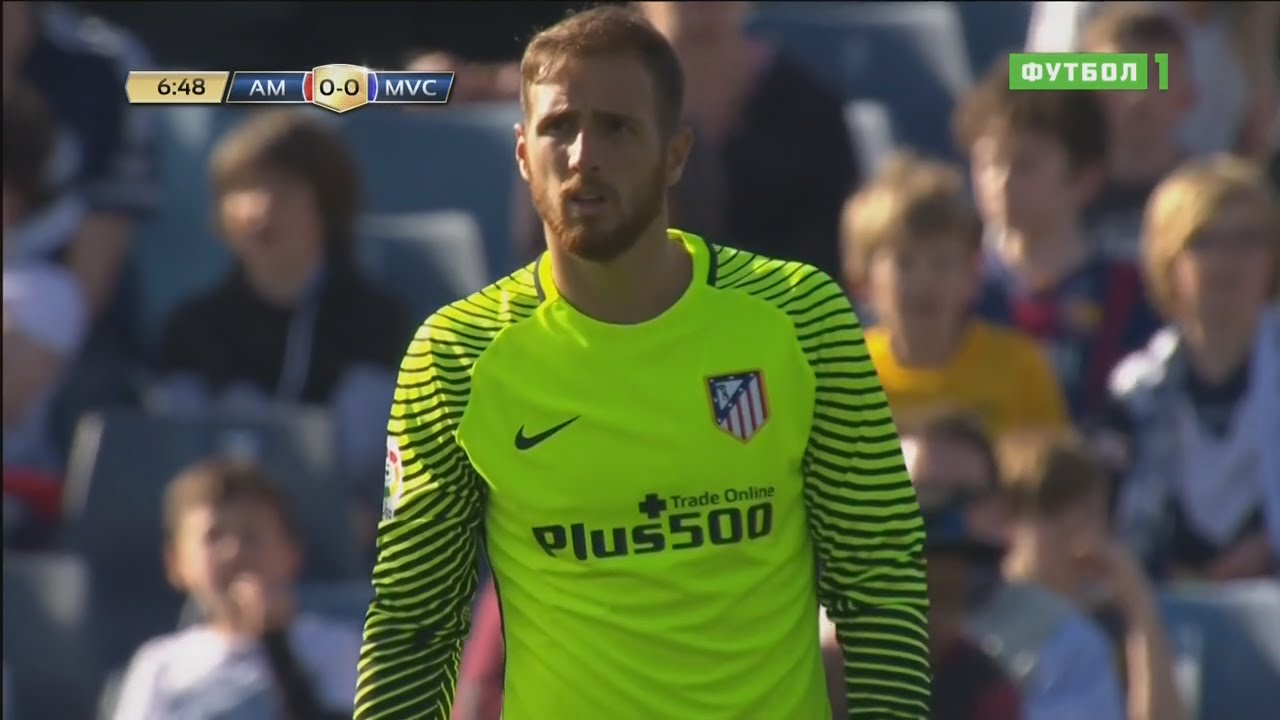 Jan Oblak vs Melbourne Victory 31 07 2016 Pre Season HD 720p