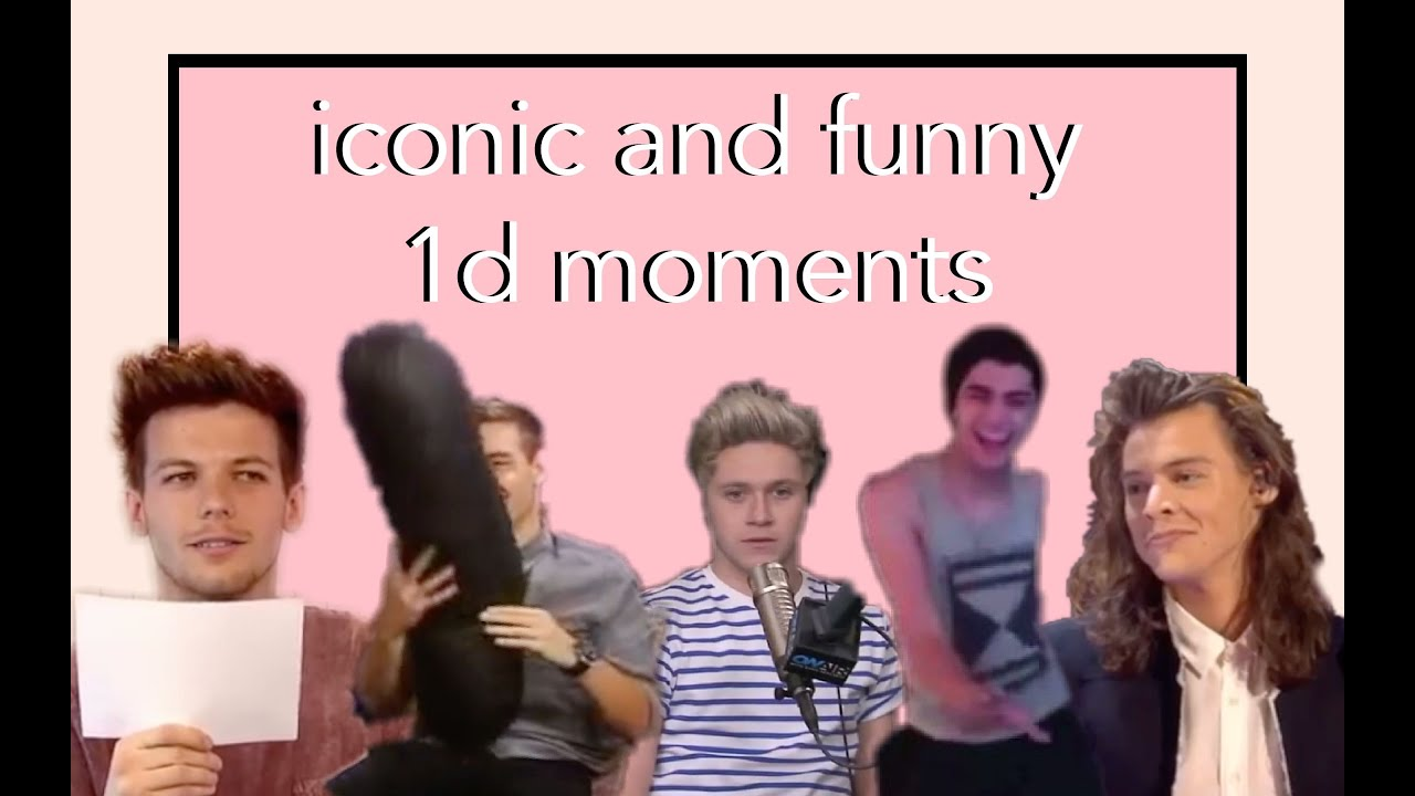 Download One Direction Iconic and Funny Moments // Longest 1D funny moments video // 2010-2016
