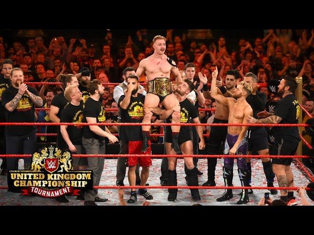 aec706a6df5e WWE UK Championship Tournament  Sunday Winners