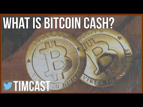 WHAT IS BITCOIN AND BITCOIN CASH?