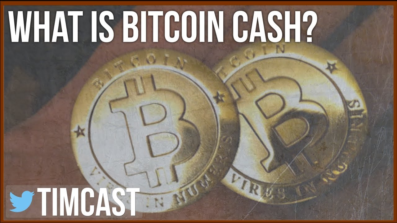 WHAT IS BITCOIN AND CASH