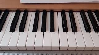 Music Theory with Judith Connal -  Tones and semitones in major scales for Grade 1