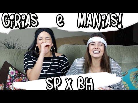 GIRIAS E MANIAS SP x BH ft. Jully Molina -  Como a gente fala?