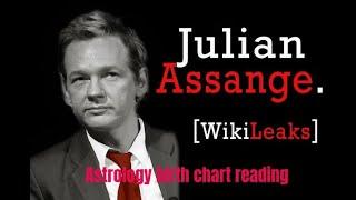Julian Assange Astrology Reading