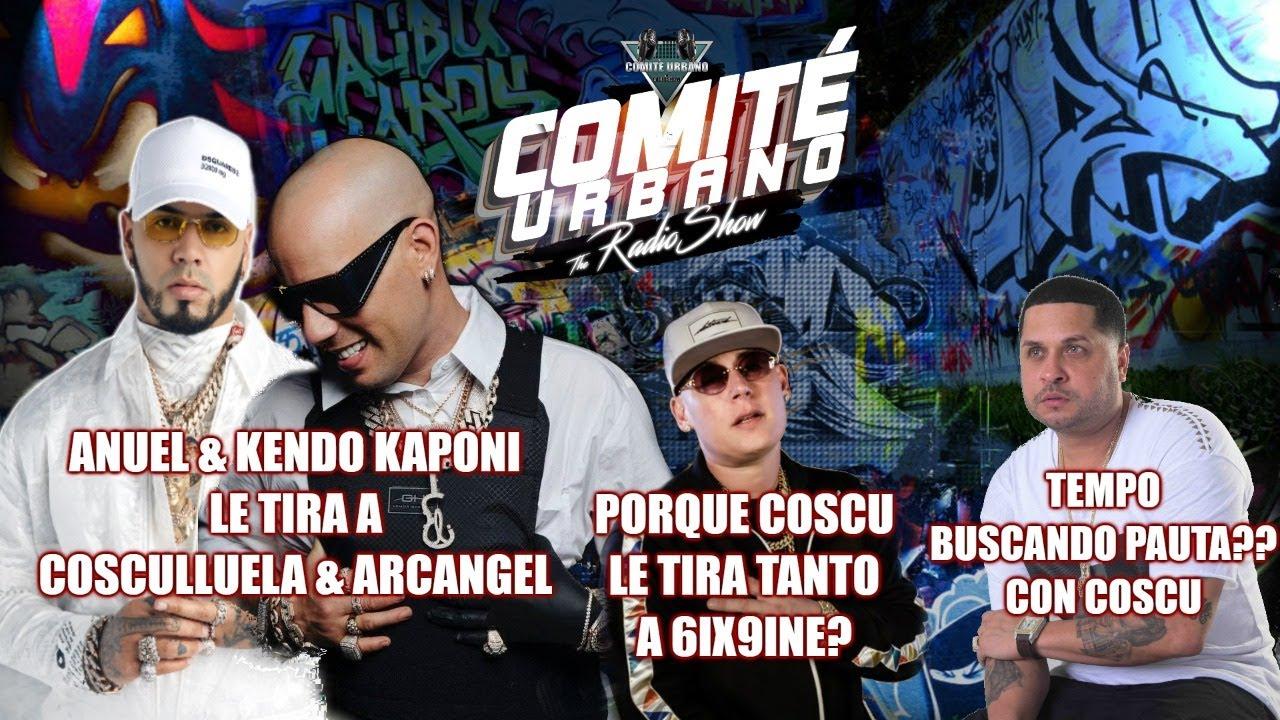 ANUEL Le Tira a COSCU | KENDO Le Tira ARCANGEL | WOW REMIX OPINION