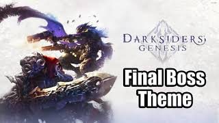 DARKSIDERS GENESIS Soundtrack OST - Final Boss Theme (Moloch Theme)
