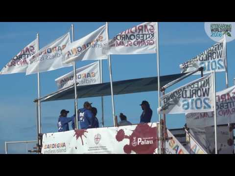 2016 Sardinia Kiteboarding Grand Slam - Registration Day