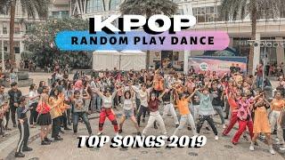 KPOP RANDOM PLAY DANCE TOP SONGS 2019 KPOP Random Play Dance Cover in Public